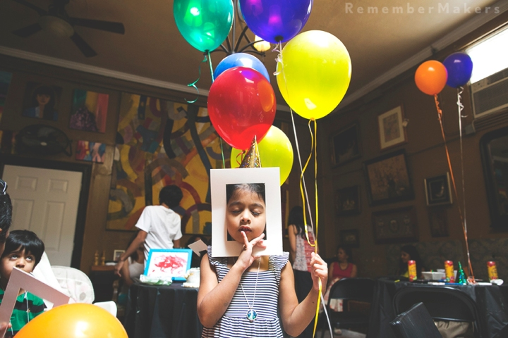 Best Kids Birthday Party Photography Los Angeles - Event Photographer Long Beach