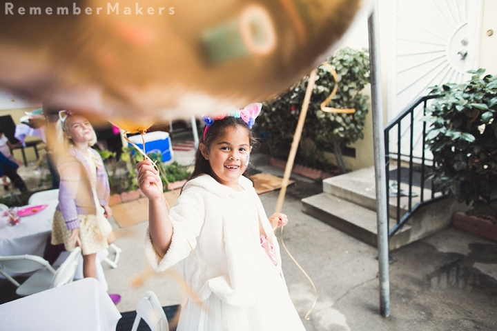 Audrey Turns 7 | A Unicorn Party | Kids Birthday Photography Los Angeles