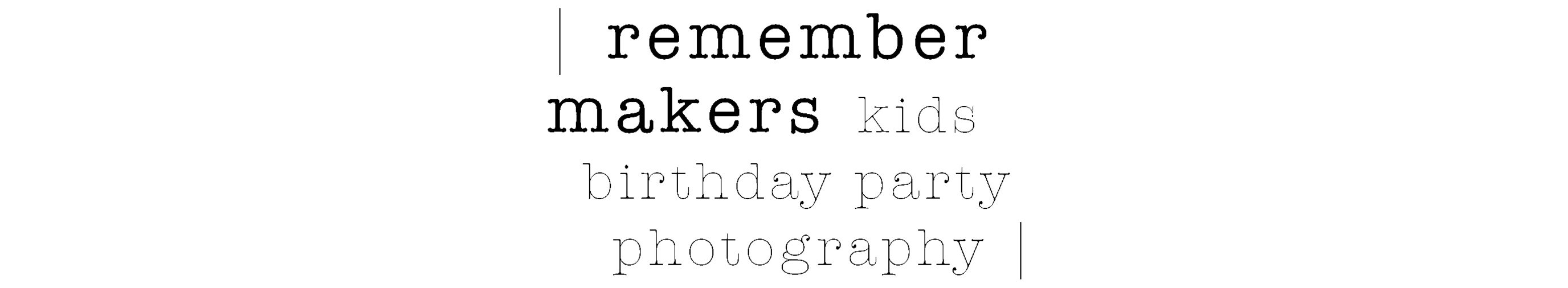 Kids Birthday Party Photography Los Angeles | Remember Makers