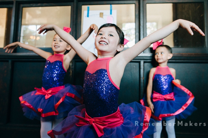 Sophie Dance Recital Photos | Behind the Scenes Look at the Tiny Little Dancers